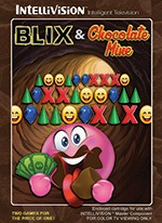 Blix & Chocolate Mine Box Front